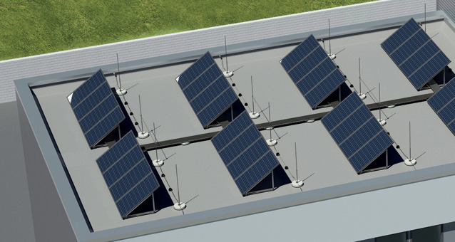 Pv Protection 171 Pittas Lightning Protection Earthing